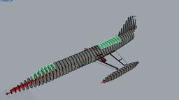 F104 struttura alare