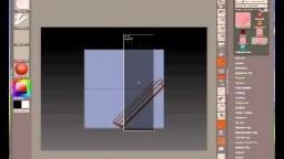 mini tutorial per fare una cornice con Zbrush.flv