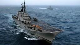 La Marina italiana.
