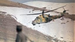 La guerra in Afghanistan, 1979-89.