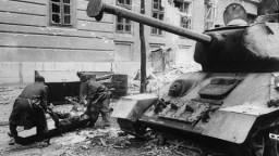 La rivoluzione ungherese, 1956.