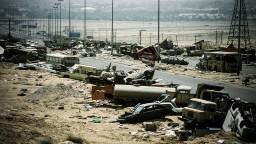 La guerra del Golfo. Seconda parte.