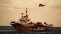La guerra delle Falkland/Malvinas, 1982.