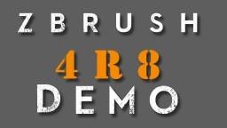 ZBrush 4R8 Demonstration