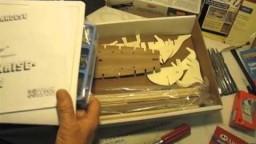 Video guida per costruire un modello di veliero; presentazione