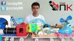 Navin Khambhala # crazyNK | Channel trailer