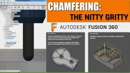 Fusion 360 Chamfering: The Nitty Gritty FF111