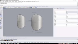 Introduction to Developing and Flattening Surfaces in Rhino3d