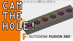 6 Ways to Machine a Pocket - Fusion 360 (FIRST HAAS Chips!) FF57