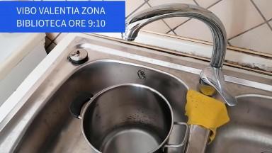 Erogazione acqua a Vibo Valentia