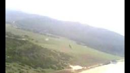 Volo in pendio su Monte Pucci Vico del Gargano