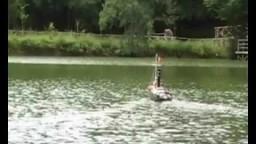 Barchette nel lago della Foresta Umbra